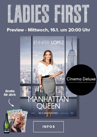"Ladies First Preview: ""Manhattan Queen"""