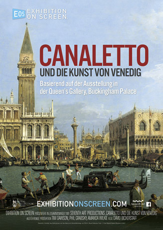 Exhibition on Screen: CANALETTO