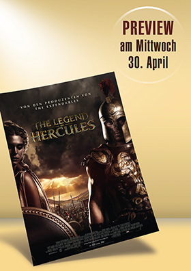 Preview THE LEGEND OF HERCULES