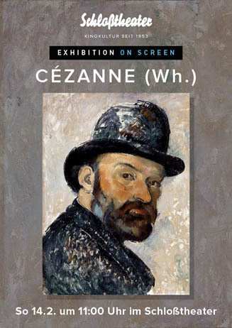 Exhibition On Screen: CÉZANNE