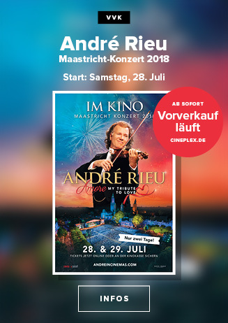 André Rieu - Maastricht-Konzert 2018: Amore - My Tribute to Love