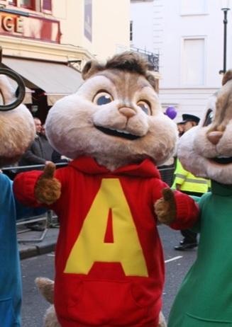 Alvin on Tour