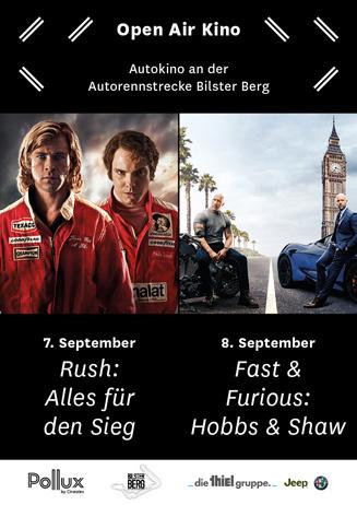 Autokino Bilster Berg