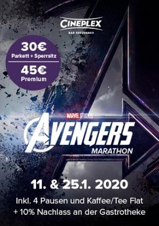 VVK: Avengers Marathon