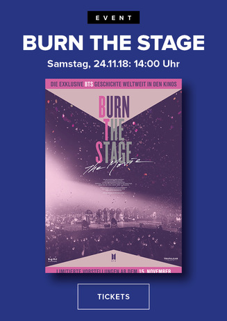 Event BURN THE STAGE