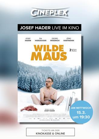 Wilde Maus - Josef Hader in Passau