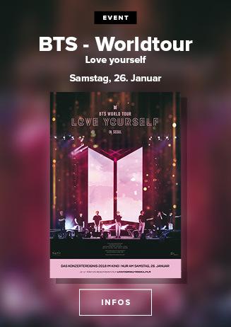 Konzertfilm: BTS World Tour Love Yourself in Seoul