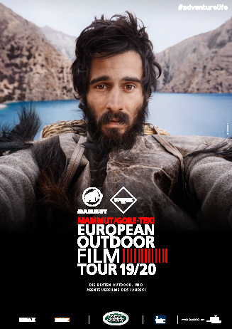 European Outdoor Film Tour 19/20 im Cineplex Kassel