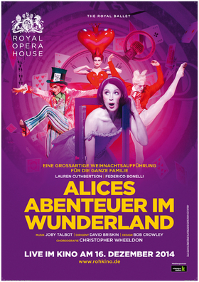 16.12. ALICE IM WUNDERLAND | Royal Opera