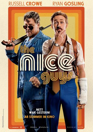 Echte Kerle Preview: THE NICE GUYS