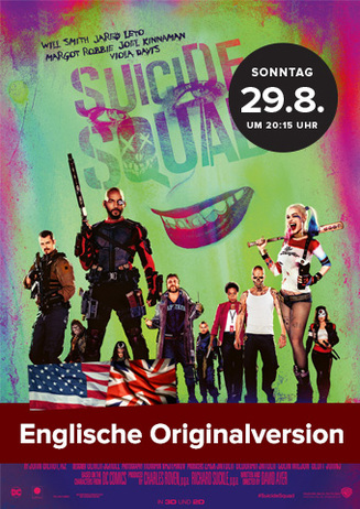 Englische Originalversion: Suicide Squad