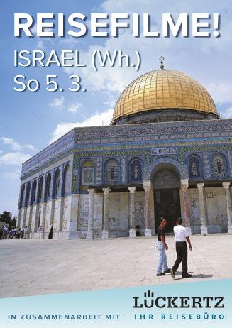 Reisefilm ISRAEL (Wh.)