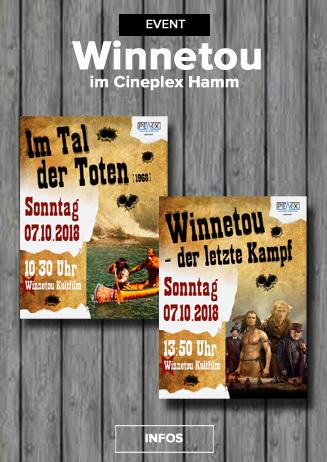 Winnetou im Cineplex