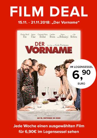 """Film Deal: """"Der Vorname"""""""