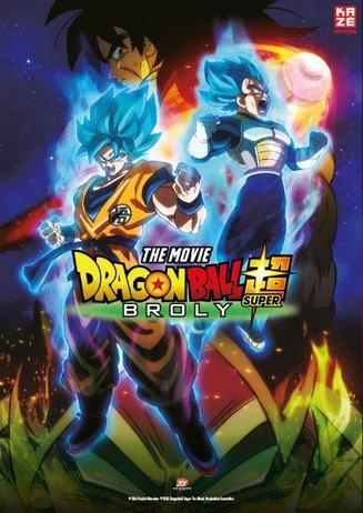 Anime Night 2019: Dragonball Super: Broly am 30.07.2019