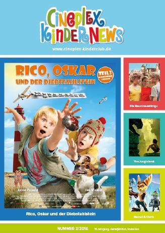 Cineplex Kindernews 1/2016