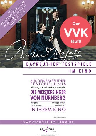 VVK: Bayreuther Festspiele 2017