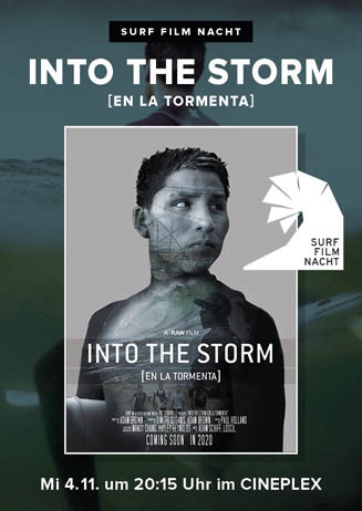 Surf Film Nacht: INTO THE STORM