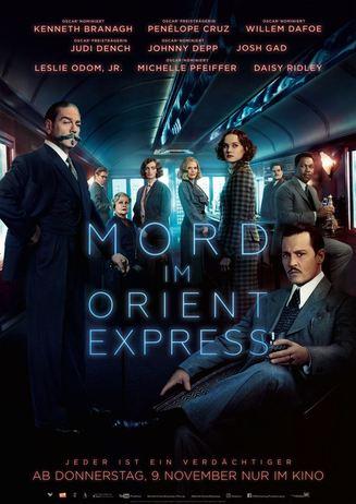 Kino für Kenner: MORD IM ORIENT EXPRESS