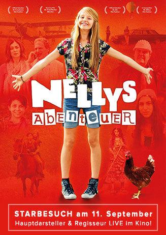 Starbesuch Nelly