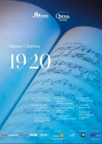Paris Oper La Traviata 20.9.2019