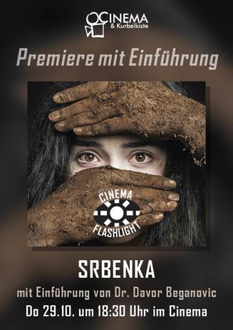 Cinema Flashlight: SRBENKA mit Einführung