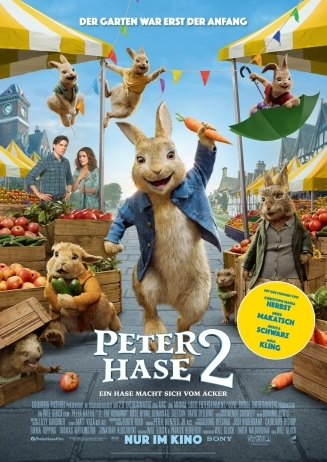 Familienpreview: PETER HASE 2