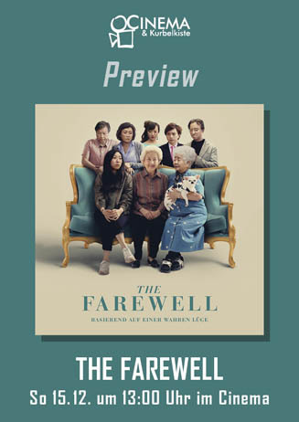 Preview: THE FAREWELL