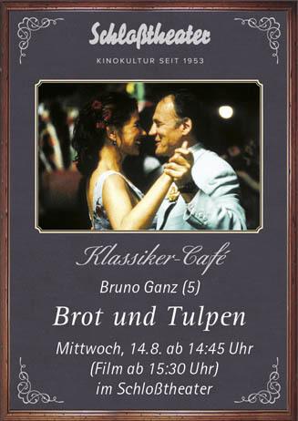 Klassiker-Café: BROT UND TULPEN