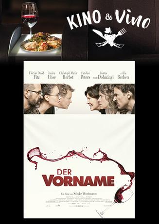 Kino & Vino: DER VORNAME