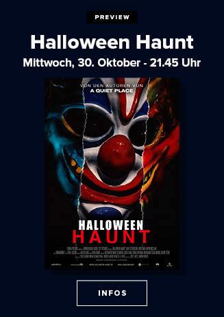 """191030 Preview """"Halloween Haunt"""""""