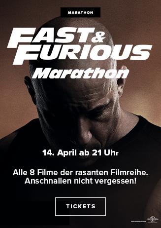 "170414 ""Fast & Furious""-Marathon"
