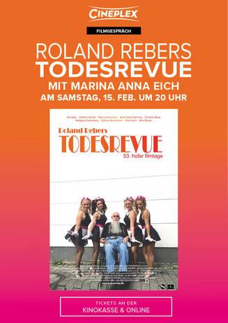 Premiere: Roland Rebers Todesrevue