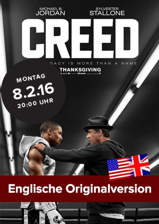 Englische Originalversion: CREED