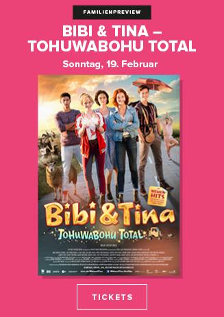 Familien-Preview: Bibi & Tina 4