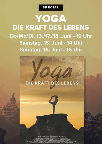 "190613-18 Special ""Yoga - Die Kraft des Lebens"""