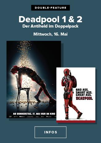 Double: Deadpool 1 und 2