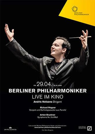 Berliner Philharmoniker 2015/16: Andris Nelsons dirigiert Wagner