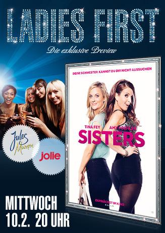 Ladies First: Sisters