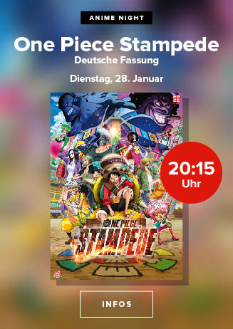 "Anime Night: ""One Piece Stampede"""