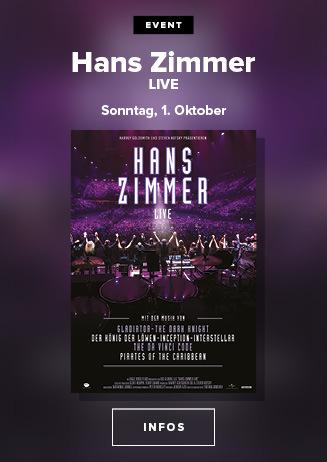 Special: Hans Zimmer Live