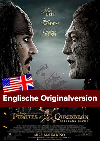 Englische Originalversion: Pirates of the Caribbean