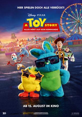 Vorschau: A Toy Story: Alles hört auf kein Kommando
