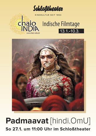 Chalo India: PADMAAVAT