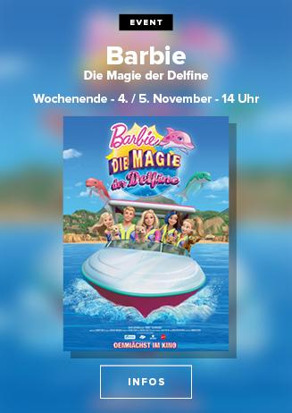 """171104+05 Special """"Barbie - Die Magie der Delfine"""""""