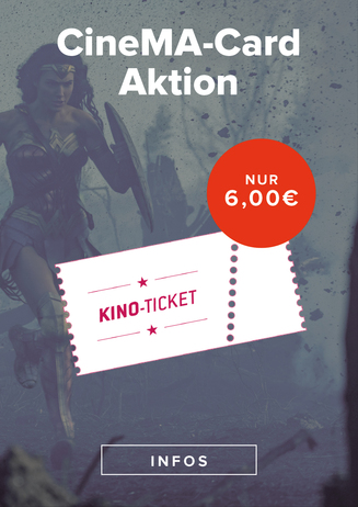 CineMa Card Special Juni/Juli