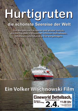"170402 Reisematinee ""Hurtigruten"" Special"