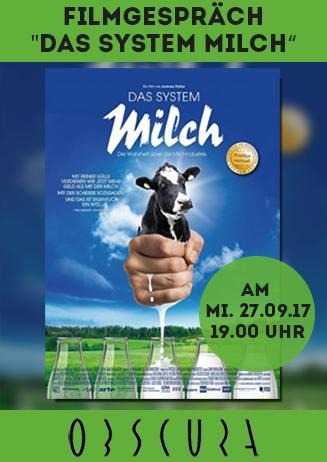 """Filmgespräch: """"Das System Milch"""""""
