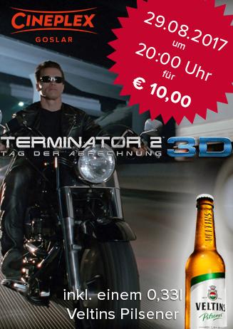 Special: Terminator 2 - Tag der Abrechnung (3D)