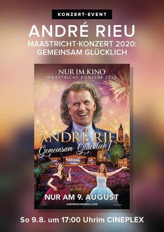 André Rieu - Maastricht-Konzert 2020